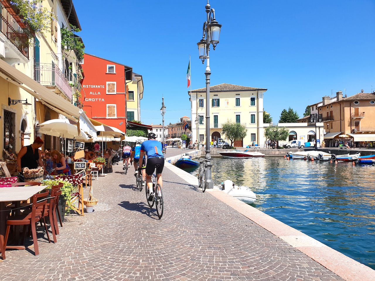 Cycling Holidays In Italy On Lake Garda Garda Bike Hotel
